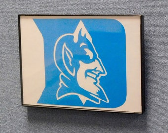 Duke Blue Devils Wall Art
