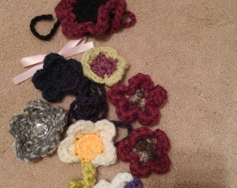 CLEARANCE ** Flower odds and ends