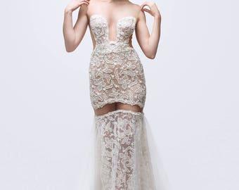 Wedding Gown, Prom Dress, Wedding Dress, White Dress, Beautiful Dress