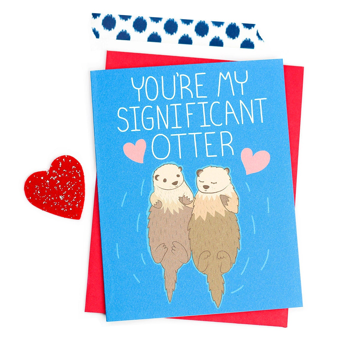 Valentines Day cards Etsy – What to Write in Boyfriends Valentines Day Card