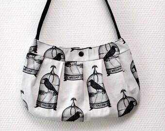 Handbag, Gothic - nevermore 3
