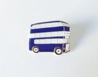 Harry Potter Knight Bus Pin