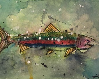 Just the Trout, Ma'am, 2017