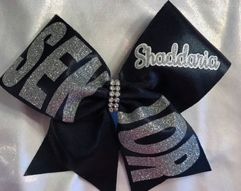 SENIOR Custom Cheer Bow