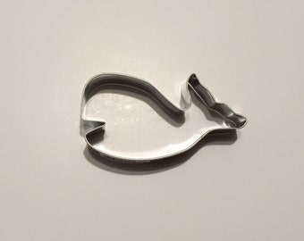 """3 7/8"""" Whale Cookie Cutter (Style #2)"""