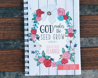 2017-2018 Seeds of Truth Planner