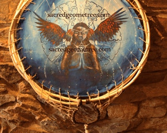 Star Nations Medicine Visionary Art Painting