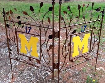 Decorative, Sturdy Corner Gates and Fence Panels.