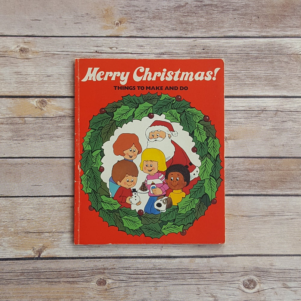Merry christmas things to make and do crafts