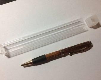 Handmade Ball Point Pen - Comfort style - Cocobolo