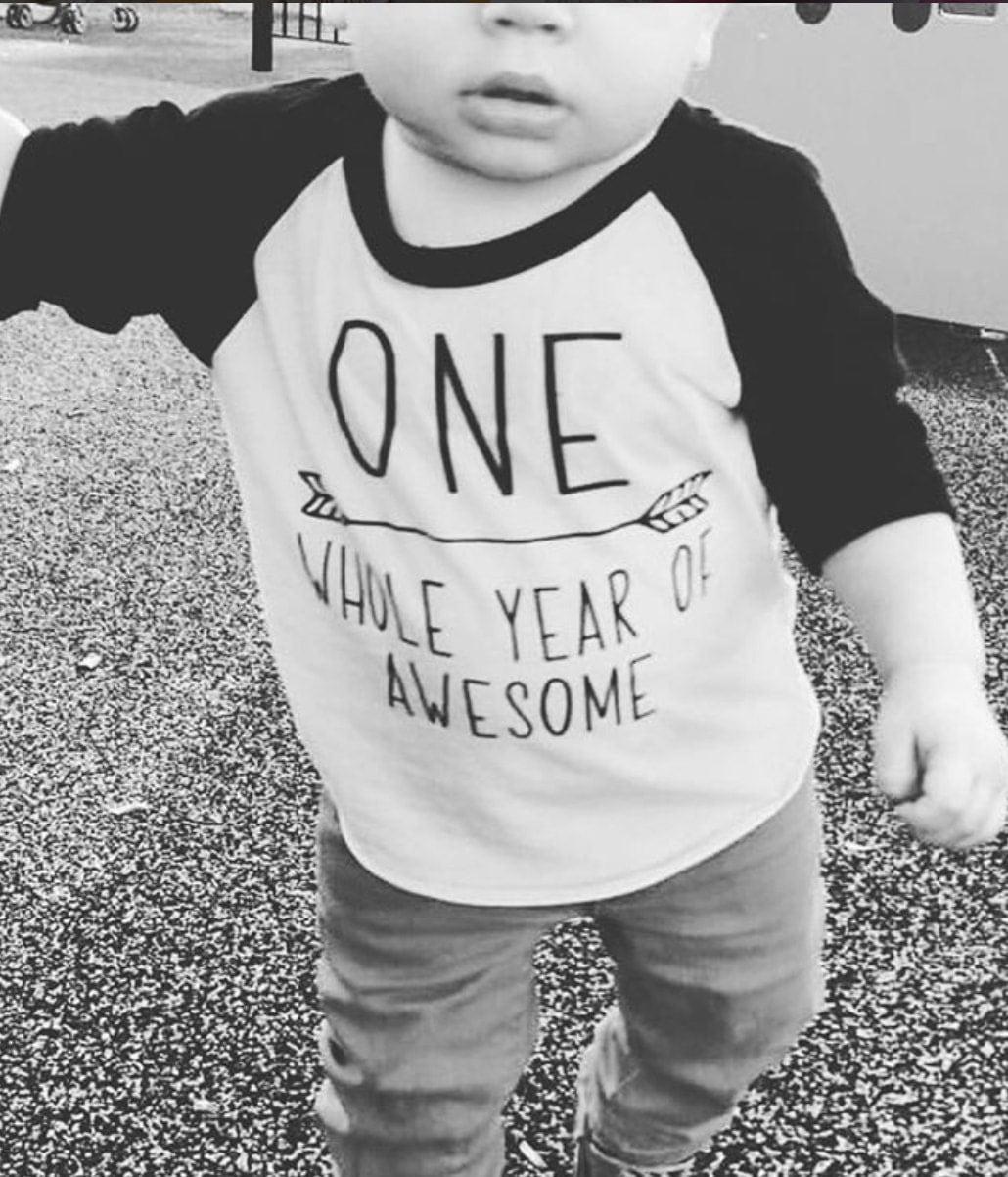 1st Birthday Boy Shirt First Birthday Boy Outfit First