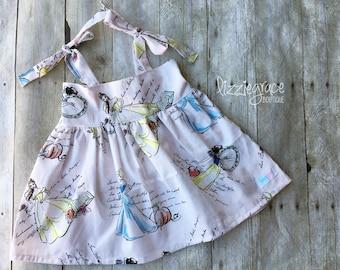 Fashionable Princess - Fashionable Princess Dress - Alyssa Dress -  Vintage Princess Dress - Disney Outfits - Girls Princess Dress