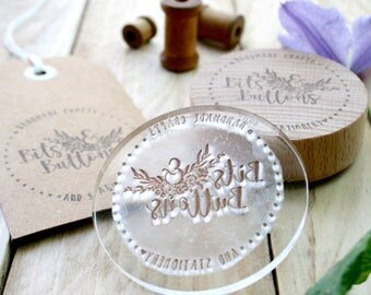 Pottery Stamps Etsy