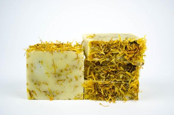 Calendula Olive Oil Soap