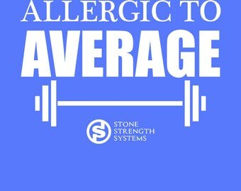 S3- Pick up at S3 - Women's Allergic to Average Tank