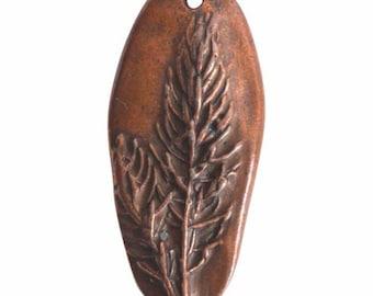 Denali Pendant - Antique Copper (plated)