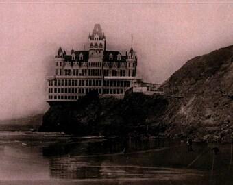 Cliff House, San Francisco, California, Greeting Card NCC045490