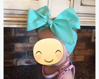 Hey Sister large bow head wrap