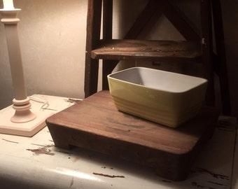 """Vintage / Retro """"Hall Westinghouse Porcelain Ceramic Bowl"""" -- Excellent Condition"""