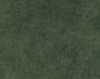Shadow Play MAS513-G58 Dark Evergreen Green Tonal, Maywood, 100% Cotton (By 1/2 yd)