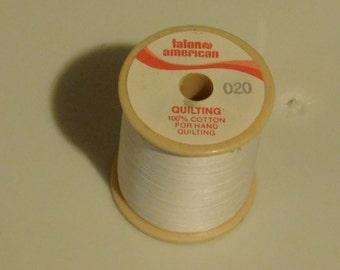 Talone American White Thread