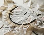 Girls Macaroon Apron Sewing PDF Pattern - Apron Pattern