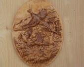 Pheasant Hunting Decor, W...