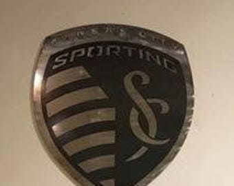 Sporting Kc Etsy - Sporting kc car decals