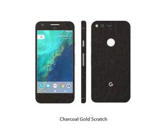 "Pixel Phone with 5"" Screen Wrap DECAL Sticker Skin Kit Designer series by Stickerboy"