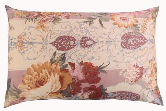 New Arrive 100 Silk Pillowcase With Zipper Pillow Case Zipper