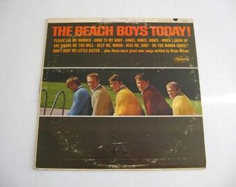 The Beach Boys - The Beach Boys Today! - Circa 1965