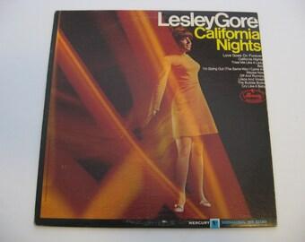 Lesley Gore - California Nights - Circa 1967