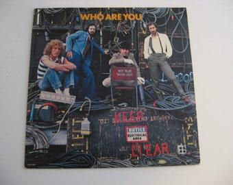 The Who - Who Are You - Circa 1978