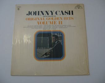 Johnny Cash And The Tennessee Two - Original Golden Hits  Volume II - Circa 1969