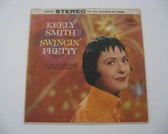 Keely Smith - Swingin' Pretty - Circa 1959