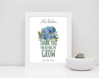 Preschool Teacher Gifts, Daycare Provider Gifts, Daycare Teacher Gift, Teacher Retirement Gift, Teacher Gifts Personalized, Teacher Quotes