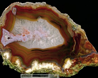 Beautiful Condor Agate Slab- A89