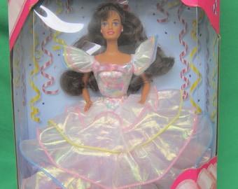 Happy Birthday Barbie by Mattel (11 inch)