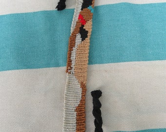 Pocahontas Bracelet, Friendship Bracelet, Disney Bracelet, Disney Princess Bracelets, Alpha Bracelet