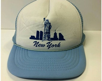 Statue of Liberty Vintage New York hat