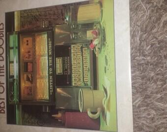 1976 Best of the Doobies vinyl record. Listen to the music