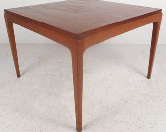 Vintage Mid Century Modern Lane Furniture Alta Vista End Table