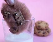 Cookie Monster Art Doll OOAK