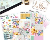 Full Bloom Weekly Planner Kit for No-White Space and White Space Planners  - FK13