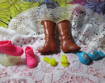 Barbie doll shoes
