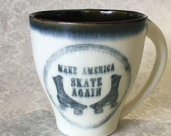Rollerskate Mug