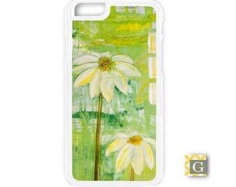 Galaxy S8 Case, S8 Plus Case, Galaxy S7 Case, Galaxy S7 Edge Case, Galaxy Note 5 Case, Galaxy S6 Case - Sunlit Daisy