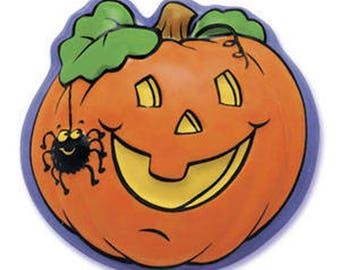 Halloween Pumpkin Cake Kit Cake Toppers Party Decorations