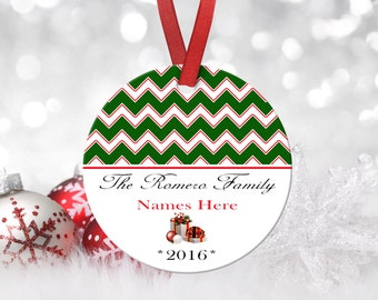Merry Christmas Ornament,Housewarming Gift,Ornament,Christmas,Custom Ornament,Personalized Ornament,Gifts for her,Porcelain Ornament,Family