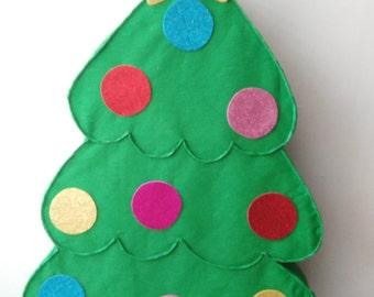Holiday Pinata Etsy - Christmas Tree Pinata